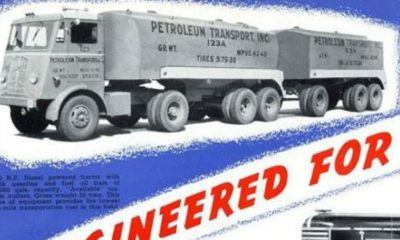 Available 50-ton Tractor