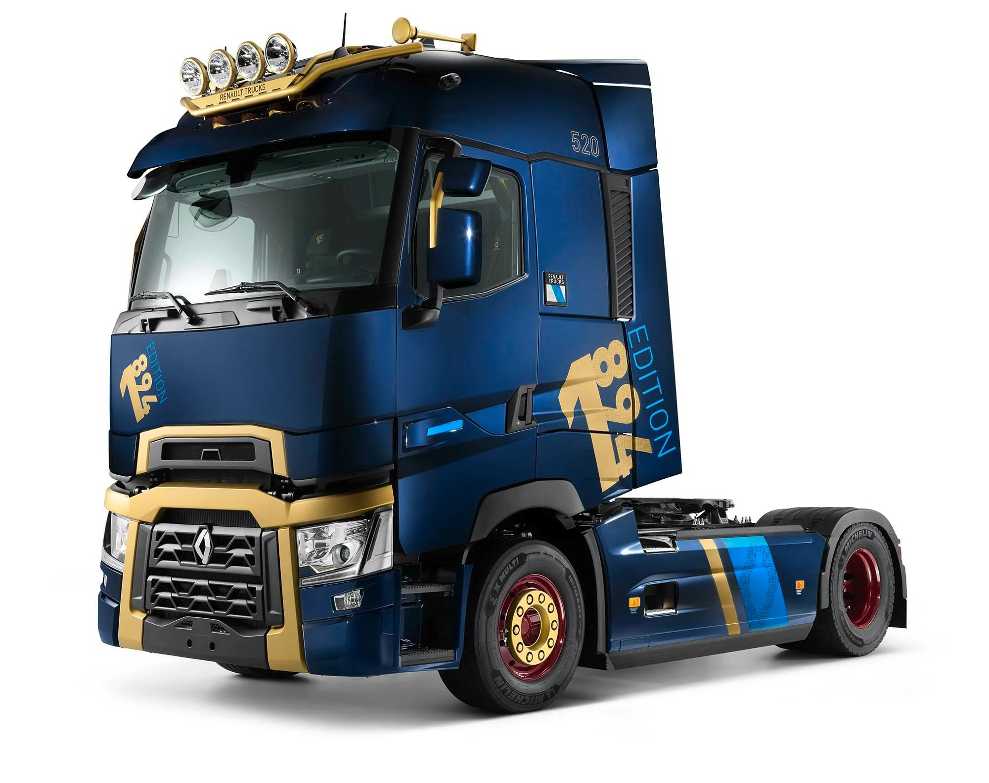 Renault T High 1984 edition